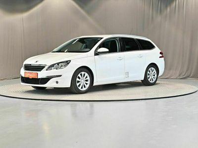 brugt Peugeot 308 1,6 BlueHDi 120 Style SW Van