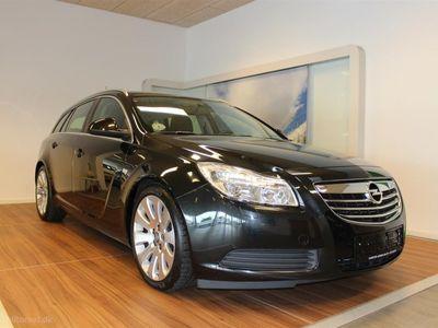 used Opel Insignia 2,0 CDTI Edition 160HK Stc 6g