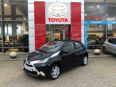 gebraucht Toyota Aygo 1,0 VVT-I X-Wave Sky 69HK 5d