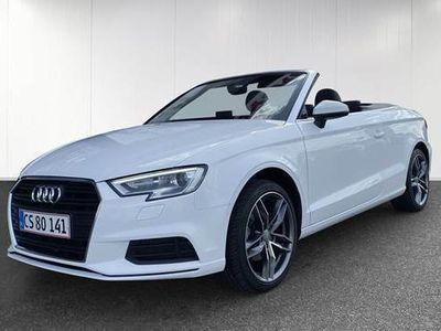 brugt Audi A3 Cabriolet 1,4