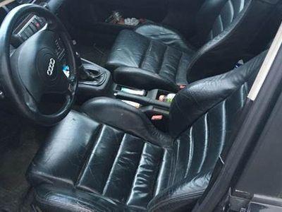 brugt Audi A4 1,8 Turbo quattro stationcar