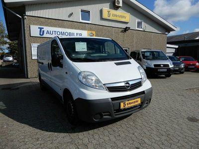 brugt Opel Vivaro 2,0 CDTi 114 Van L2H1