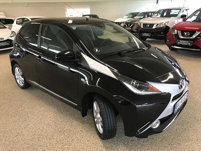 brugt Toyota Aygo 1,0 VVT-I X-Cellence 72HK 5d A++