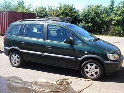 brugt Opel Zafira 1,8 16V 125HK