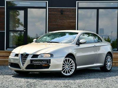 brugt Alfa Romeo GT 2,0 JTS Lusso