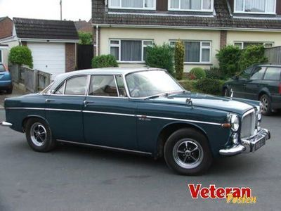 brugt Rover P5 Coupe