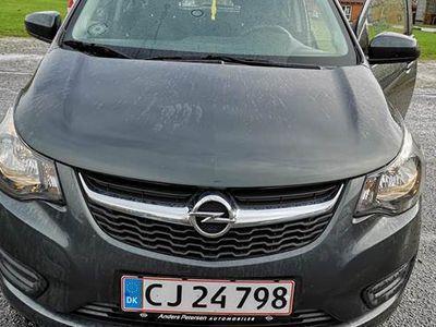 brugt Opel Karl 1,0 1,0 75HK 5 dørs Aut.