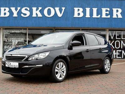 gebraucht Peugeot 308 1,6 BlueHDi 120 Active SW