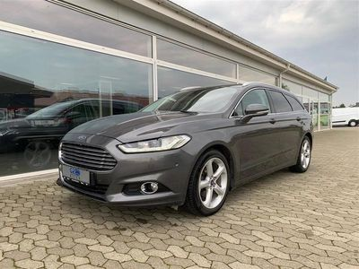 brugt Ford Mondeo 2,0 TDCi Titanium Attack Powershift 180HK Stc 6g Aut.
