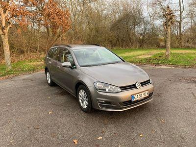 brugt VW Golf VARIANT 1.4 TSI BMT 122 HK VARIANT