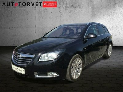 brugt Opel Insignia 2,8 V6 Turbo Cosmo ST aut. 4x4