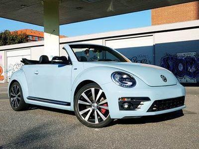 brugt VW Beetle R-Line Turbo 2,0