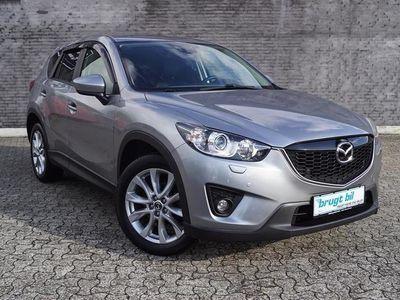 brugt Mazda CX-5 2,0 Skyactiv-G Optimum 4WD 160HK 5d 6g