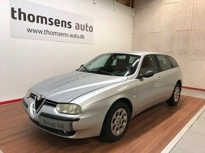käytetty Alfa Romeo 156 2,0 TS 16V Sportwagon