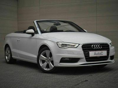brugt Audi A3 Cabriolet 1,4 TFSi 140 Ambition