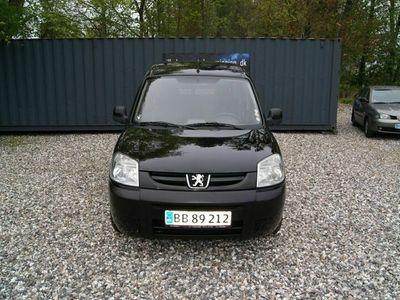 brugt Peugeot Partner 2,0 HDi Performance