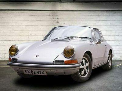 brugt Porsche 911 Serie 911T 2,0 Targa