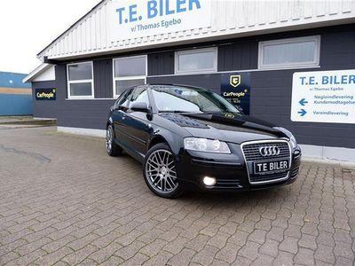 brugt Audi A3 1,8 TFSI Attraction 160HK 3d 6g