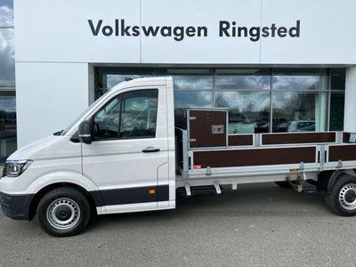 brugt VW Crafter 35 2,0 TDi 140 Ladvogn L4