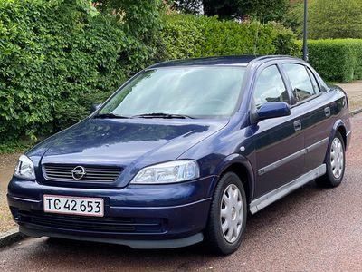 brugt Opel Astra 6 SEDAN