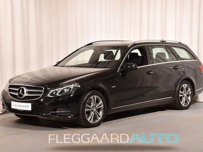 brugt Mercedes E220 T 2,1 Bluetec Edition E St. car Aut. 170HK Stc