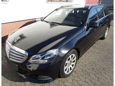brugt Mercedes E200 2 BlueTEC Edition E 7G-Tronic Plus aut. St car.