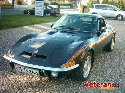 brugt Opel GT 1,9 S