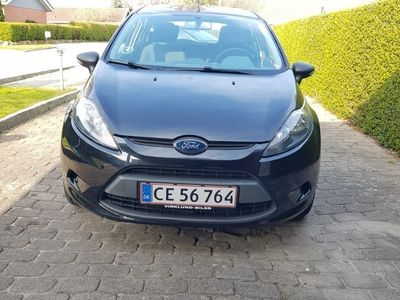 used Ford Fiesta 1,4 TDCi Ambiente 68HK 5d