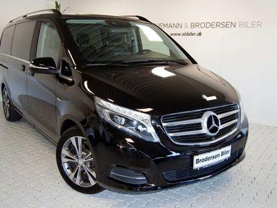 usata Mercedes V220 d 2,2 Avantgarde lang