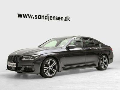 usado BMW 750 i 4,4 xDrive aut.