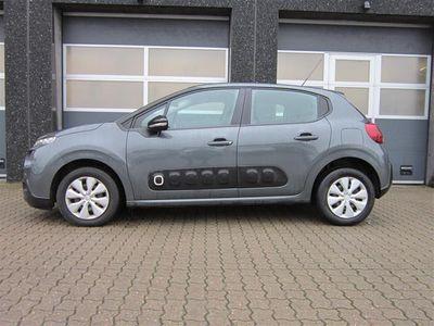 brugt Citroën C3 1,6 Blue HDi Feel+ start/stop 75HK 5d
