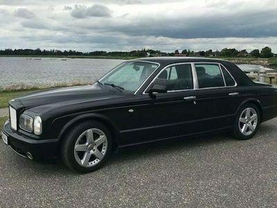 brugt Bentley Arnage Mulliner edition
