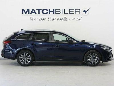 brugt Mazda 6 2,0 Skyactiv-G Optimum 165HK Stc 6g