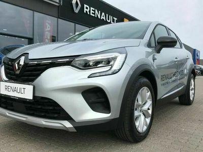 brugt Renault Captur 1,0 TCe 100 Zen