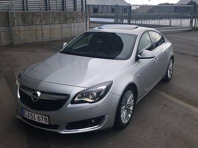 brugt Opel Insignia 1,4T 140HK 5-dørs Edition eco 5d