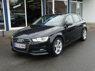 begagnad Audi A3 Sportback 1,4 TFSi 150 Ambiente S-tr.
