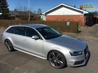 brugt Audi A4 Avant 1,8 TFSI 170Hk