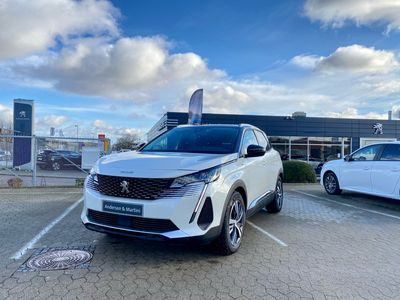 brugt Peugeot 3008 1,6 PureTech Allure First Selection EAT8 225HK 5d 8g Aut.