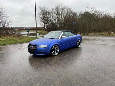 brugt Audi A4 Cabriolet 2,4