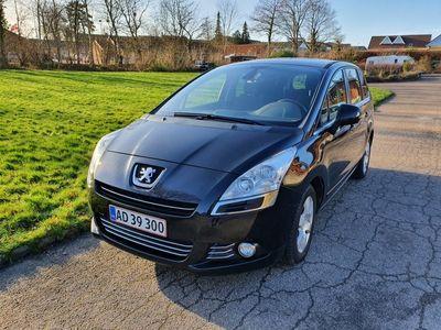 brugt Peugeot 5008 1,6 EHDI 112HK ESG