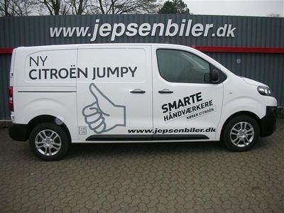 brugt Citroën Jumpy L2N2 2,0 Blue HDi start/stop 120HK Van 6g