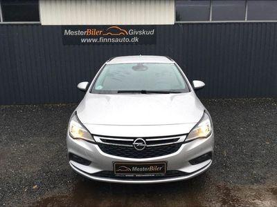 used Opel Astra 6 CDTI Enjoy Start/Stop 110HK Stc