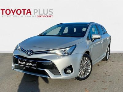 brugt Toyota Avensis Touring Sports 2,0 D-4D T2 Premium 143HK Stc 6g A