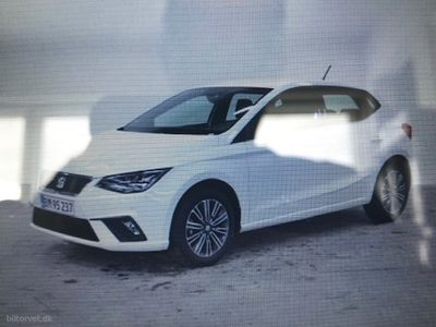 second-hand Seat Ibiza 1,0 TSI Reference 95HK 5d