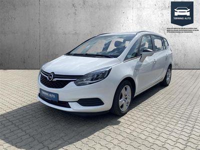 brugt Opel Zafira Tourer 1,6 CDTI Enjoy Start/Stop 136HK Van 6g - Varebil - Hvid