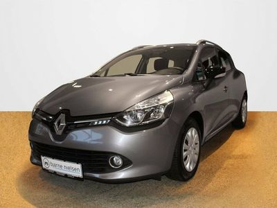 begagnad Renault Clio IV 0,9 TCe 90 Expression ST