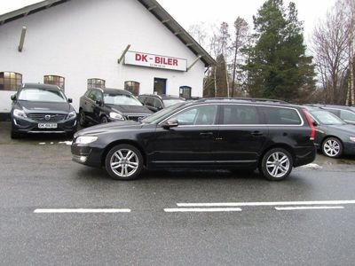 brugt Volvo V70 2,0 D3 136 Momentum aut. Drive-E