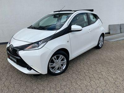 brugt Toyota Aygo 1,0 VVT-I X-Sky 69HK 5d A++