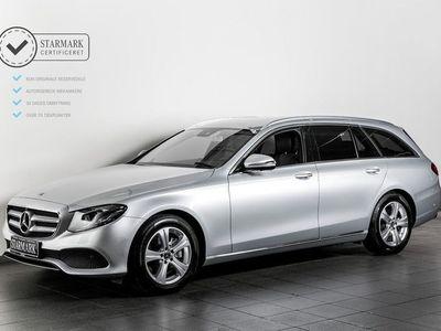 brugt Mercedes E250 0 Avantgarde stc. aut.