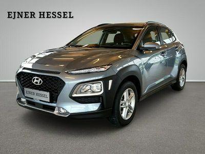brugt Hyundai Kona 1,0 T-GDI Nordic Edition 120HK 5d 6g